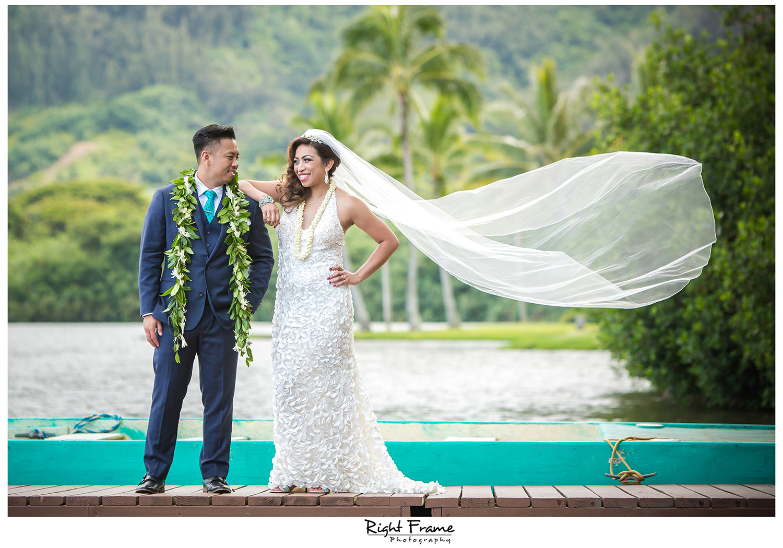 Unique Wedding Venue Kualoa Ranch Hawaii