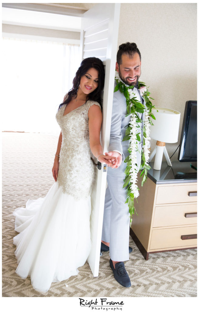 Wedding at Moana Surfrider Hotel Waikiki
