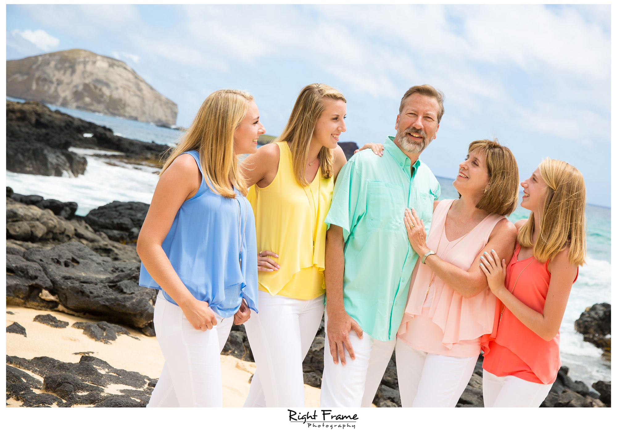 Family Photographer in Hawaii Oahu