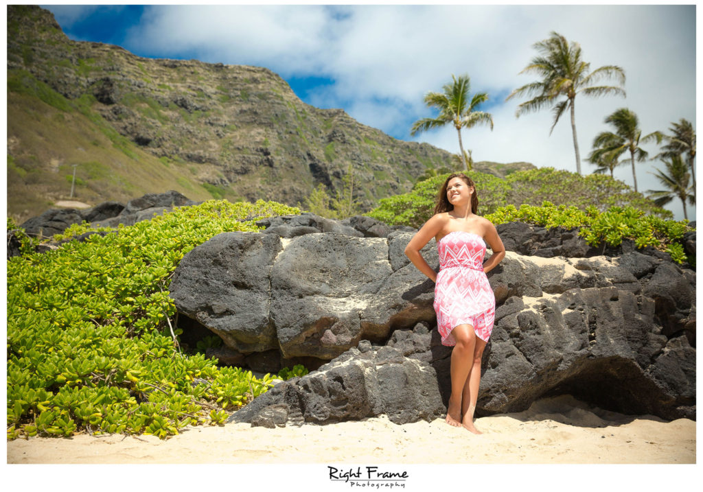 Senior Portraits in Hawaii