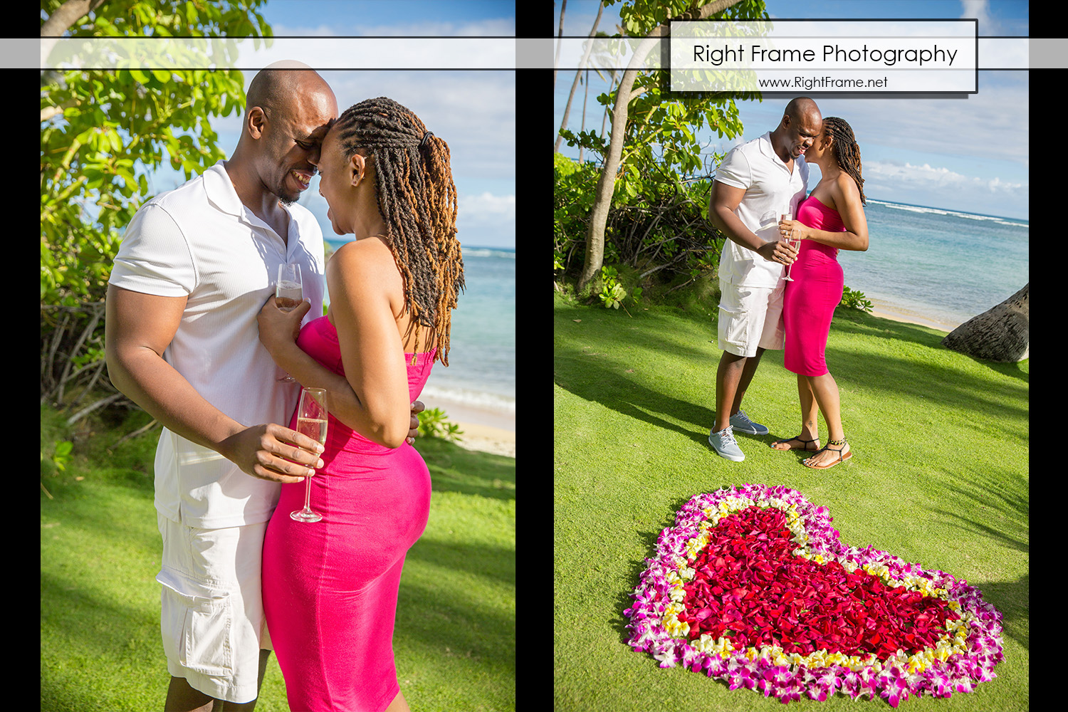 Secret Proposal Photography in Hawaii Oahu