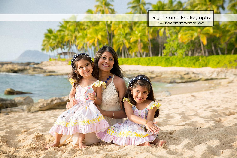 Family Photographer in Ko Olina Oahu Hawaii