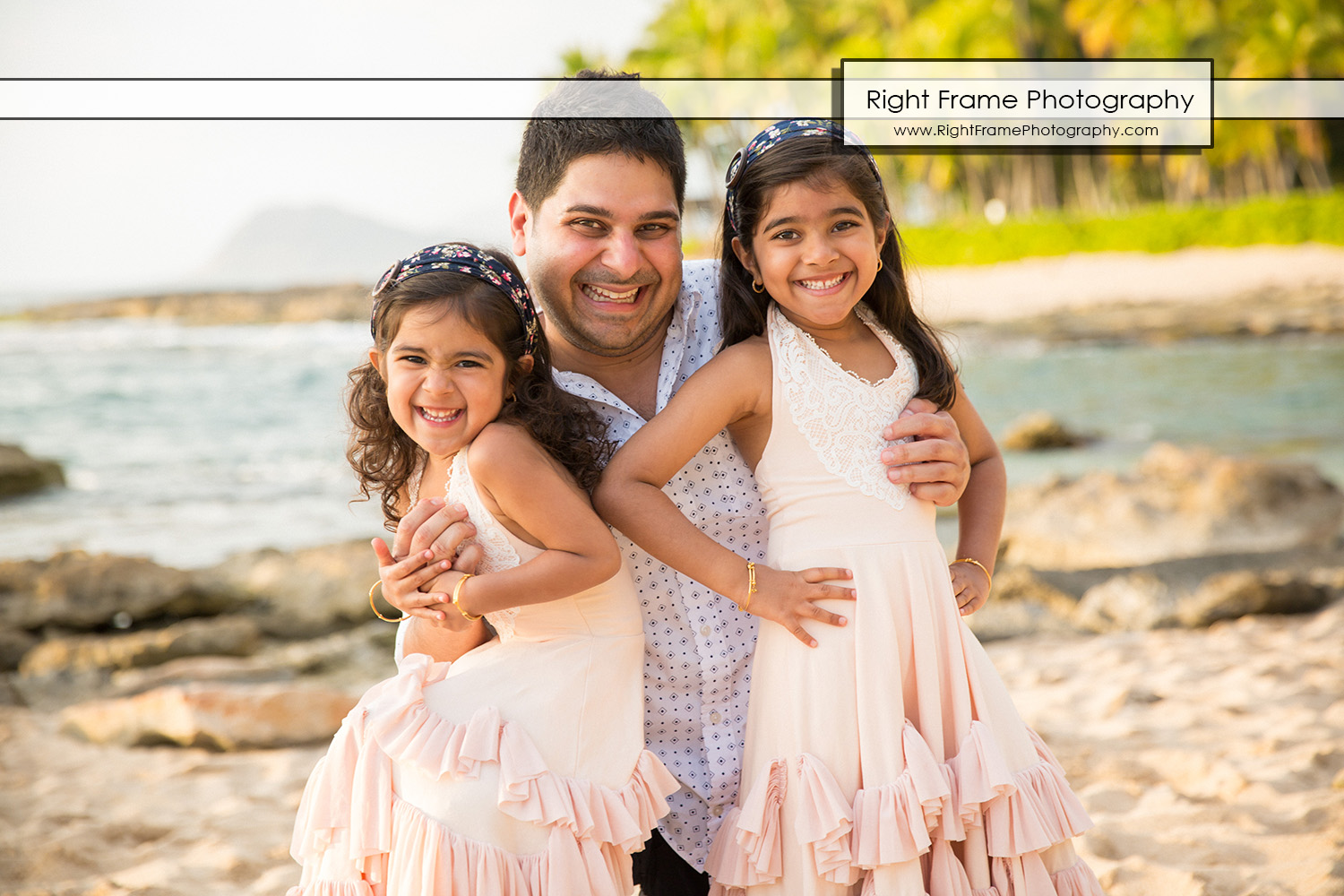 Family Photographer in Ko Olina Oahu Hawaii