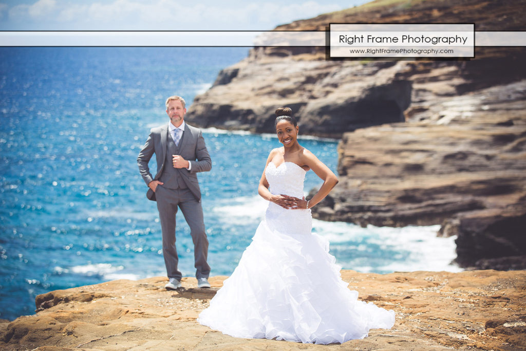 Heavens point hawaii wedding photography by right frame heavens point hawaii wedding photography junglespirit Image collections