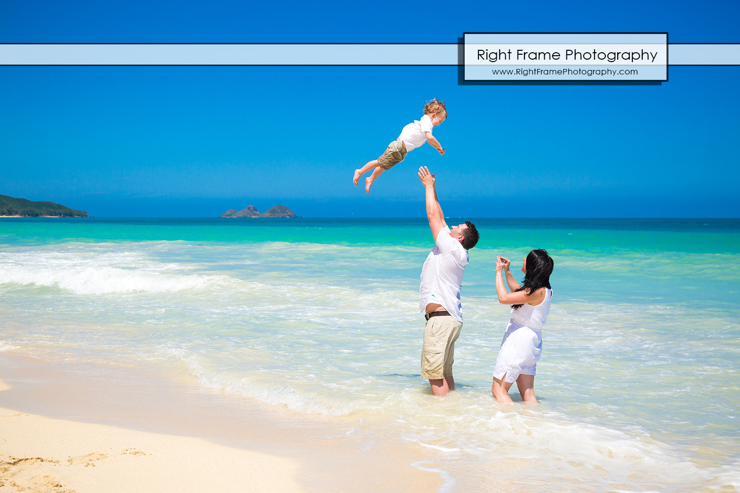 Family Photographer near WAIKIKI BEACH