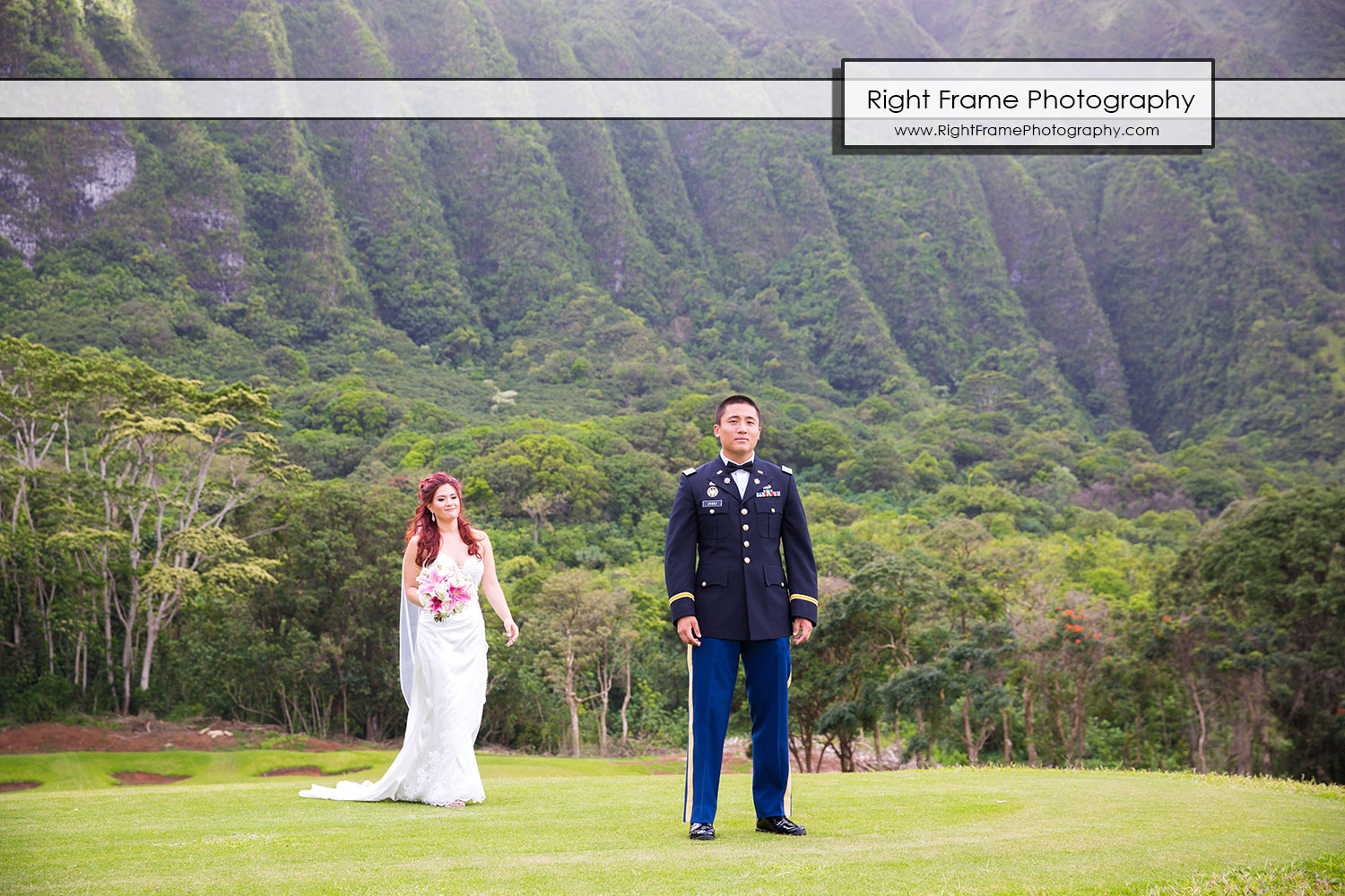 KO'OLAU BALLROOMS WEDDING Oahu Hawaii