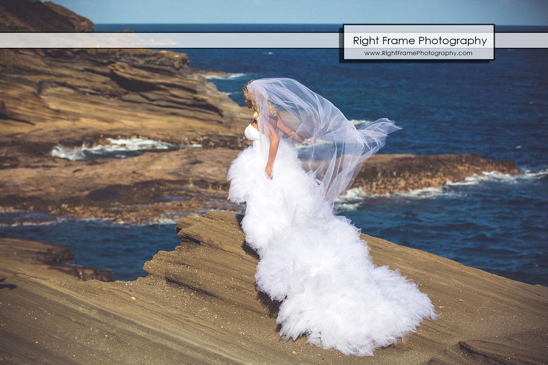 Sesja Ślubna za Granicą Ślub Na Hawajach Hawaje