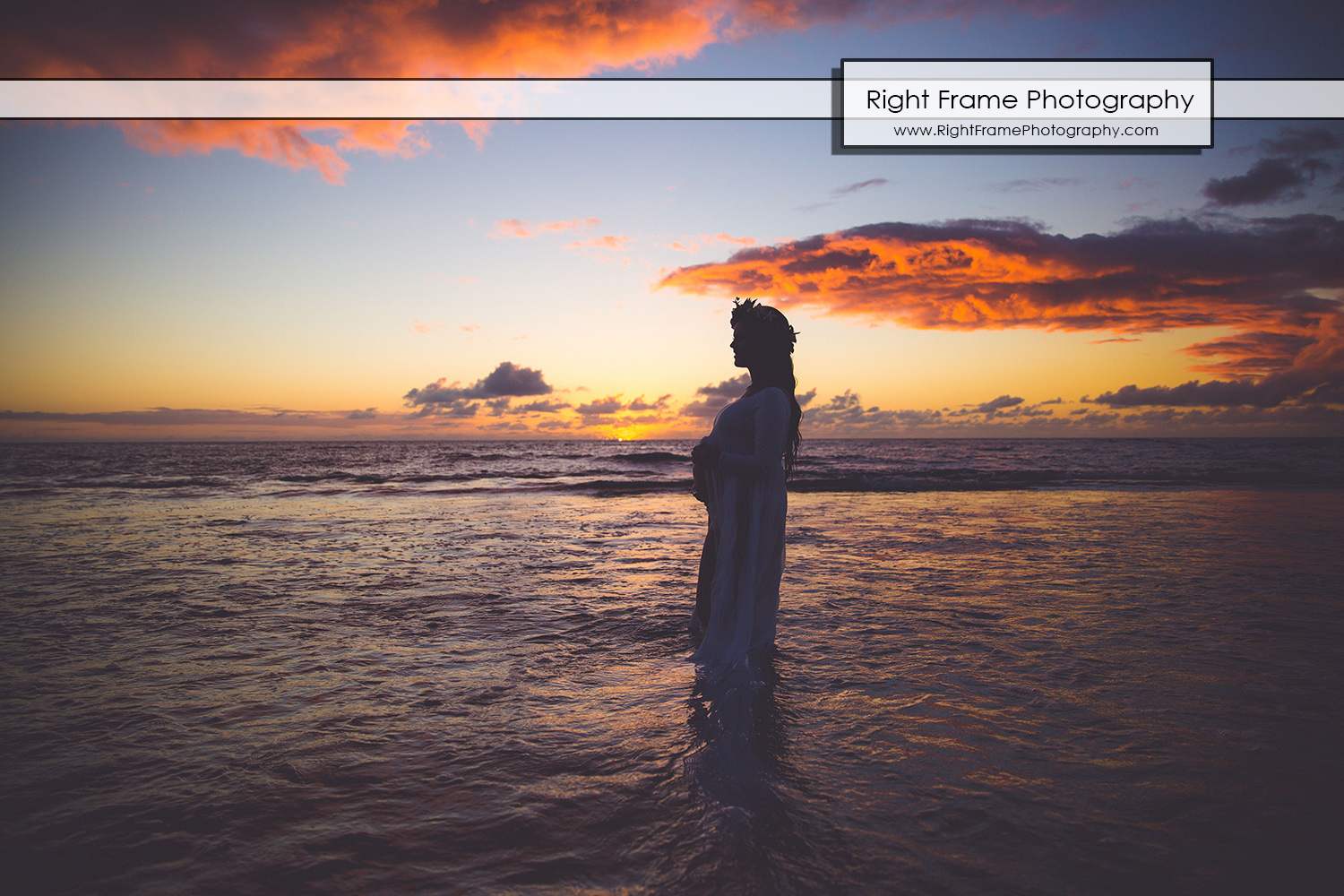 Oahu Maternity Pictures Hawaii Photographer