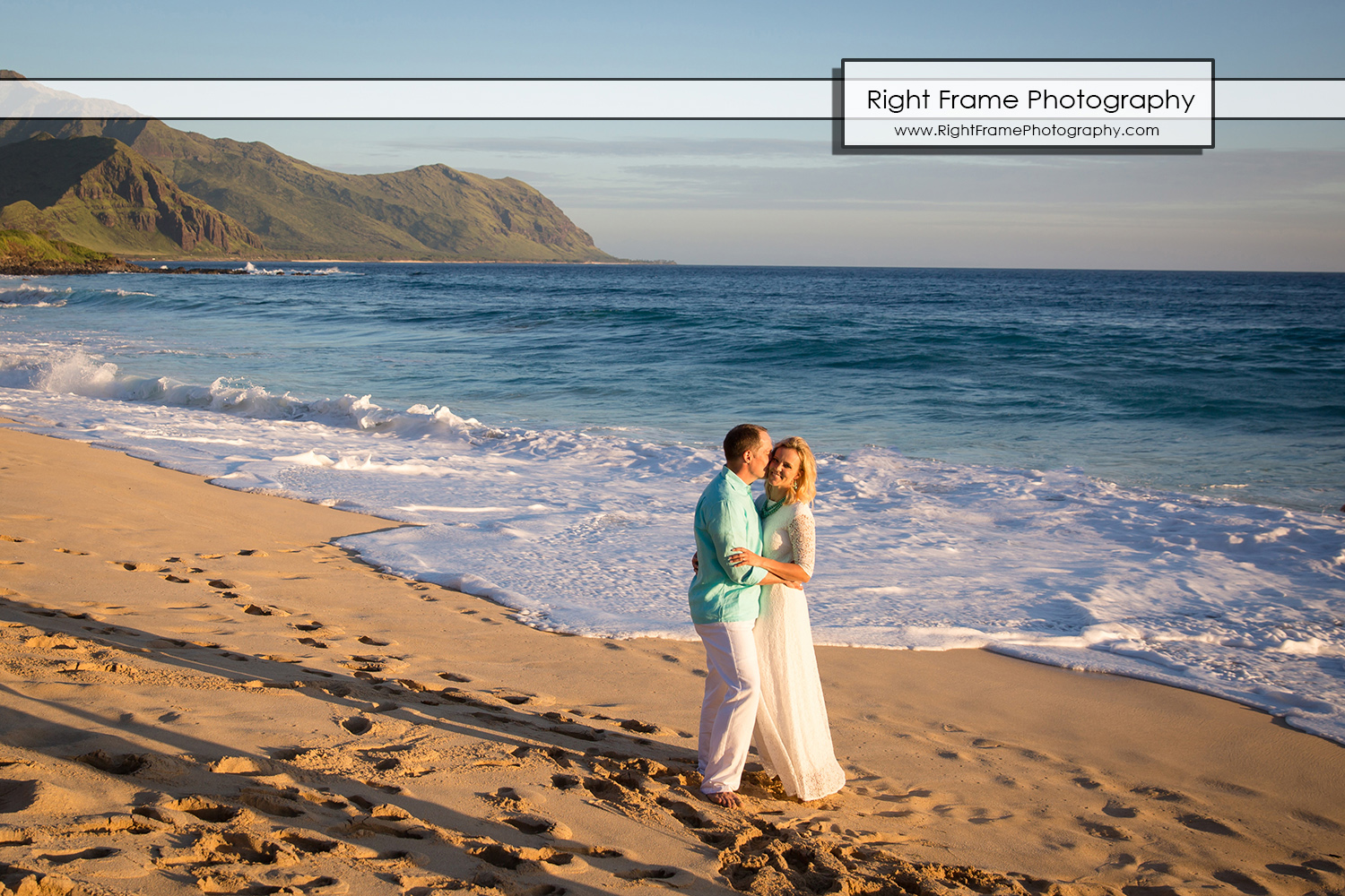 Affordable Sunset Family Pictures near Four Seasons Resort Oahu at Ko Olina