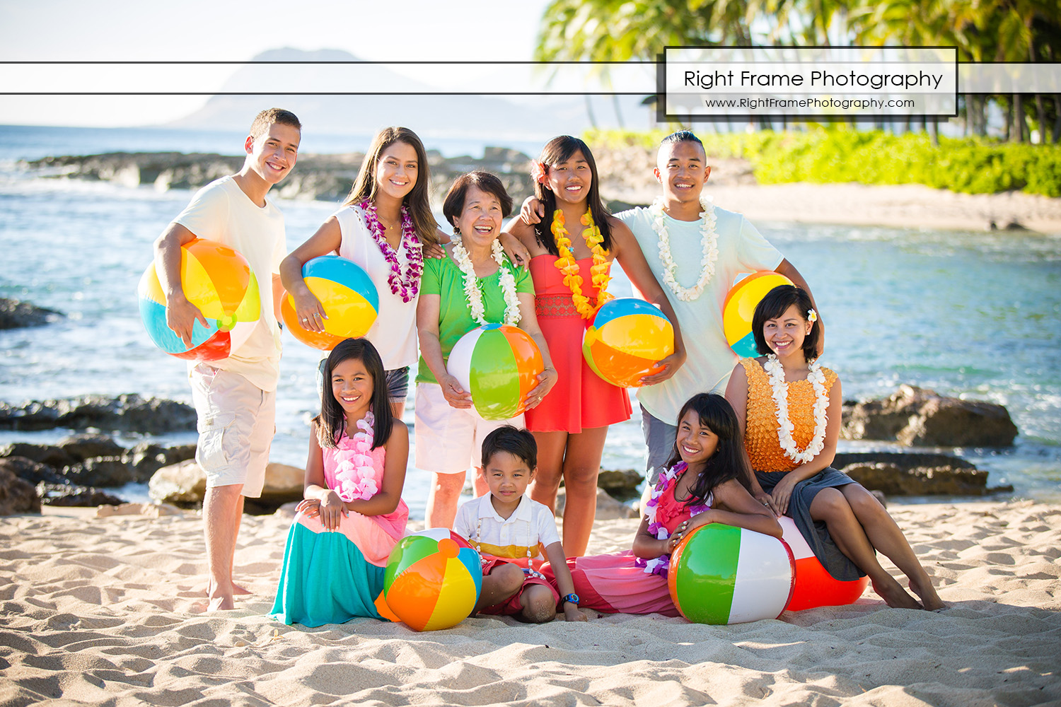 FUN FAMILY PICTURES Marriott Ko Olina Photographers