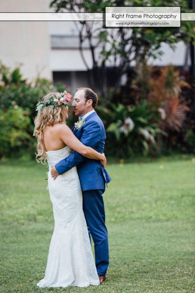 HALE KOA HOTEL GARDEN WEDDING Honolulu Hawaii