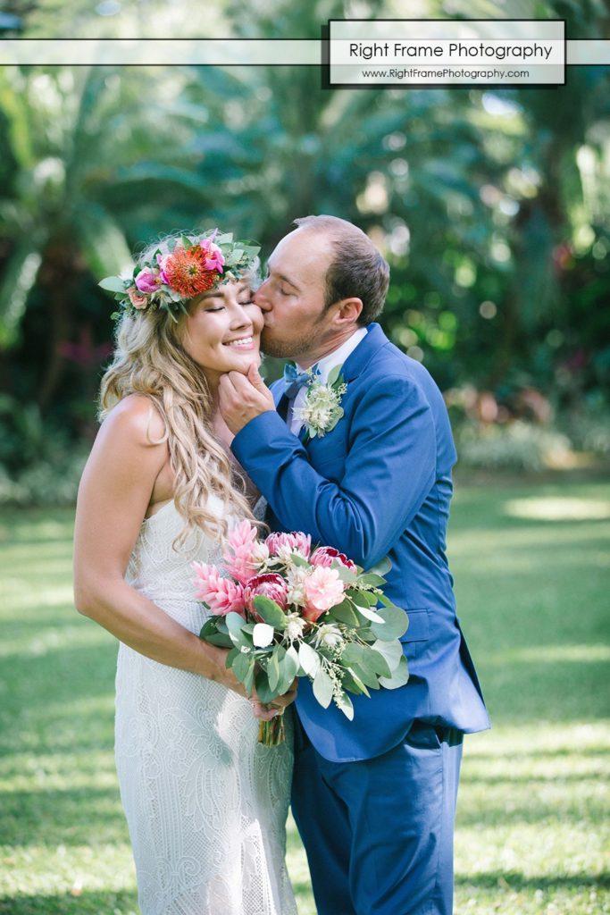 HALE KOA HOTEL GARDEN WEDDING Honolulu Hawaii