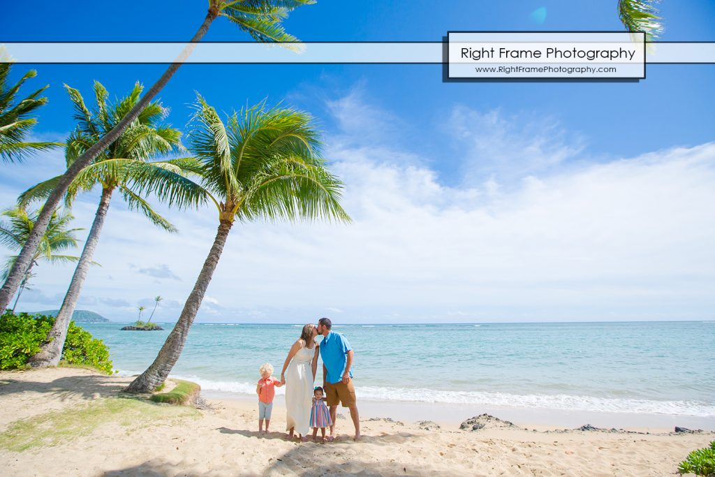 acation Photographer in Oahu Hawaii Kahala Beach