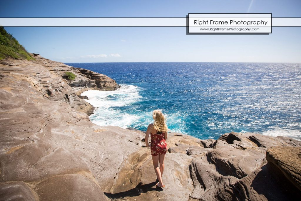 Oahu Senior Portrait Photographer Hawaii