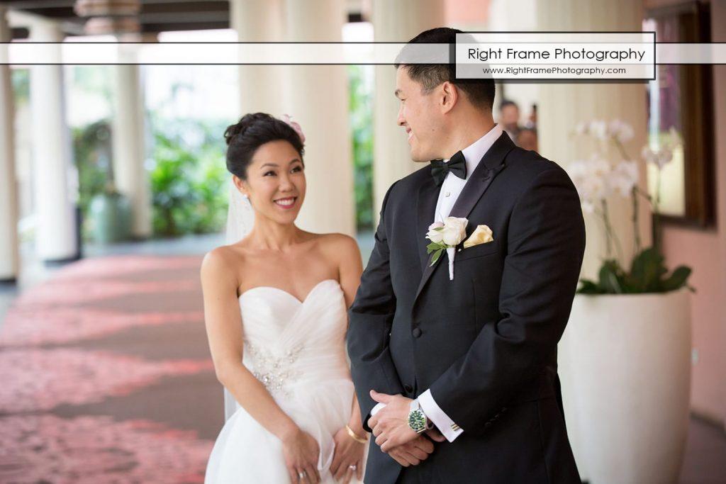 Royal Hawaii Hotel Resort Wedding Waikiki Honolulu Oahu Hawaii Photographer