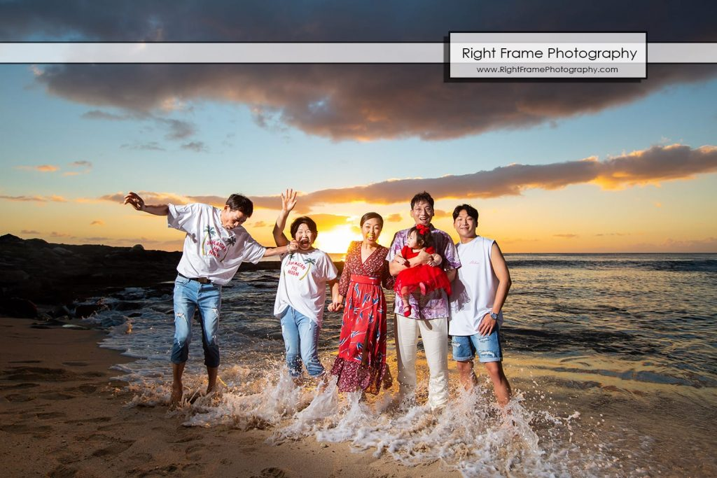 family professional photographers near Disney Aulani Resort Ko Olina