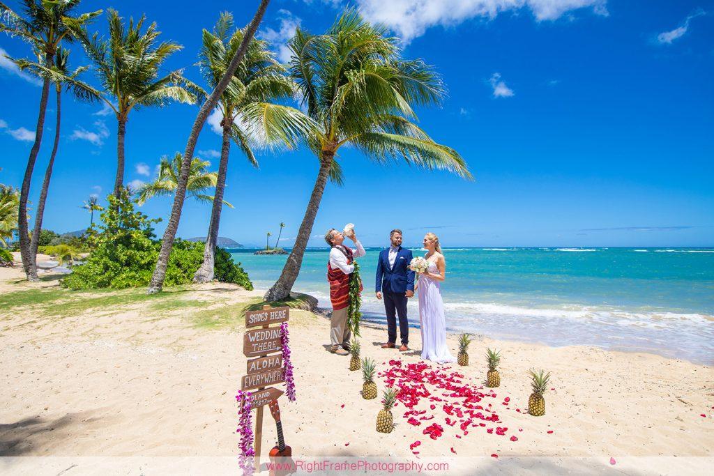 Hawaii Destination Wedding Photographer