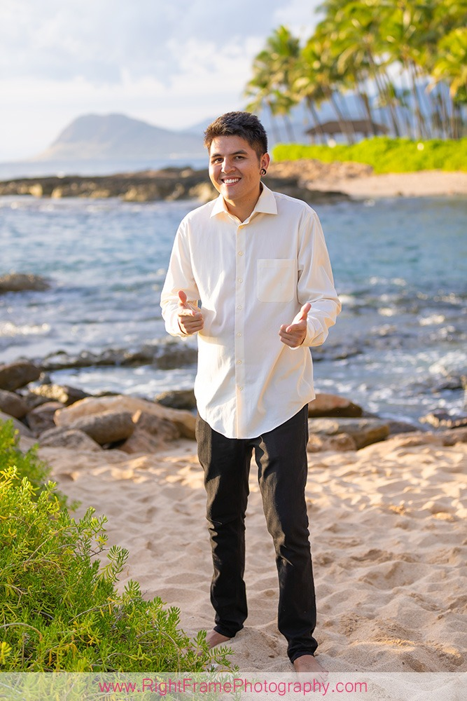 family photographer honolulu hawaii