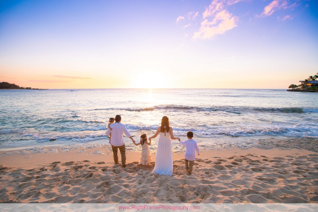 Vow Renewal Oahu Photography