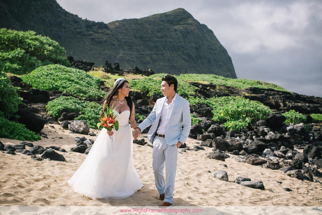 hawaii pre wedding photography