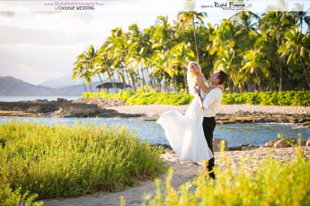 Slub Na Hawajach Slub Za Granica