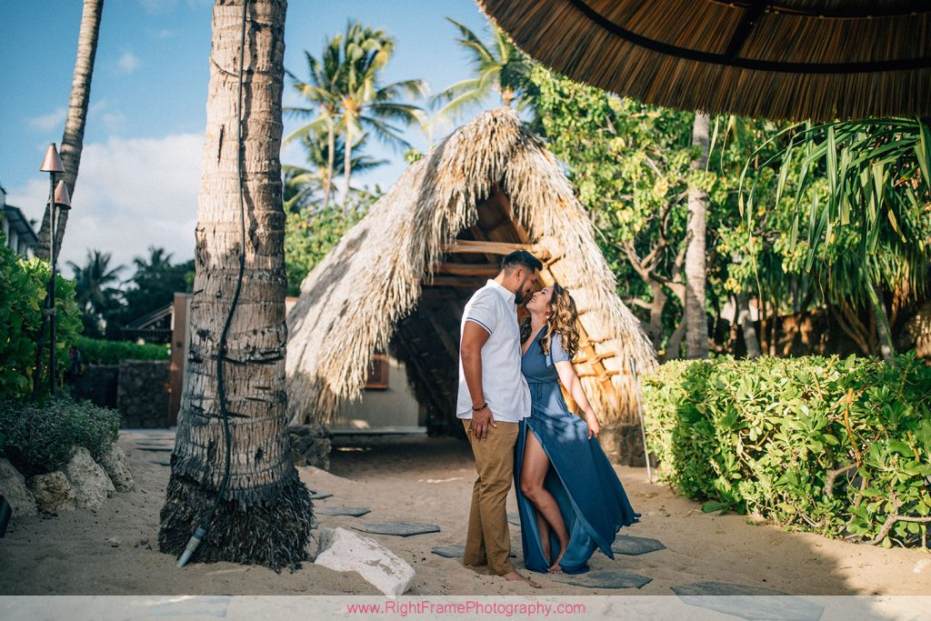 Engagement Session near Four Seasons Resort Ko Olina