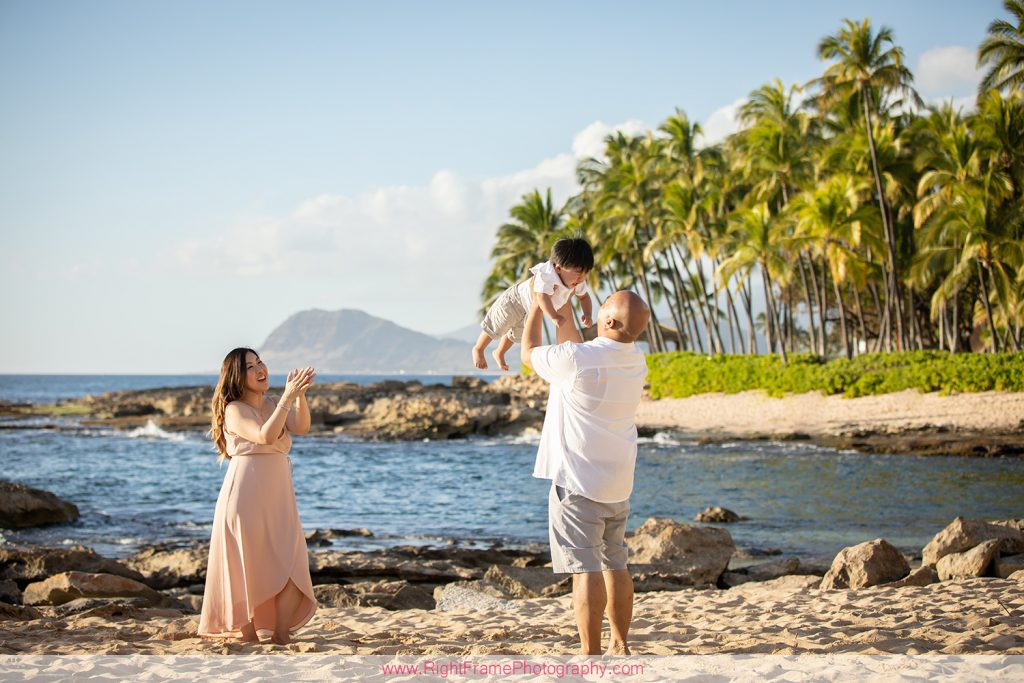 Family Photographers in Ko olina Hawaii