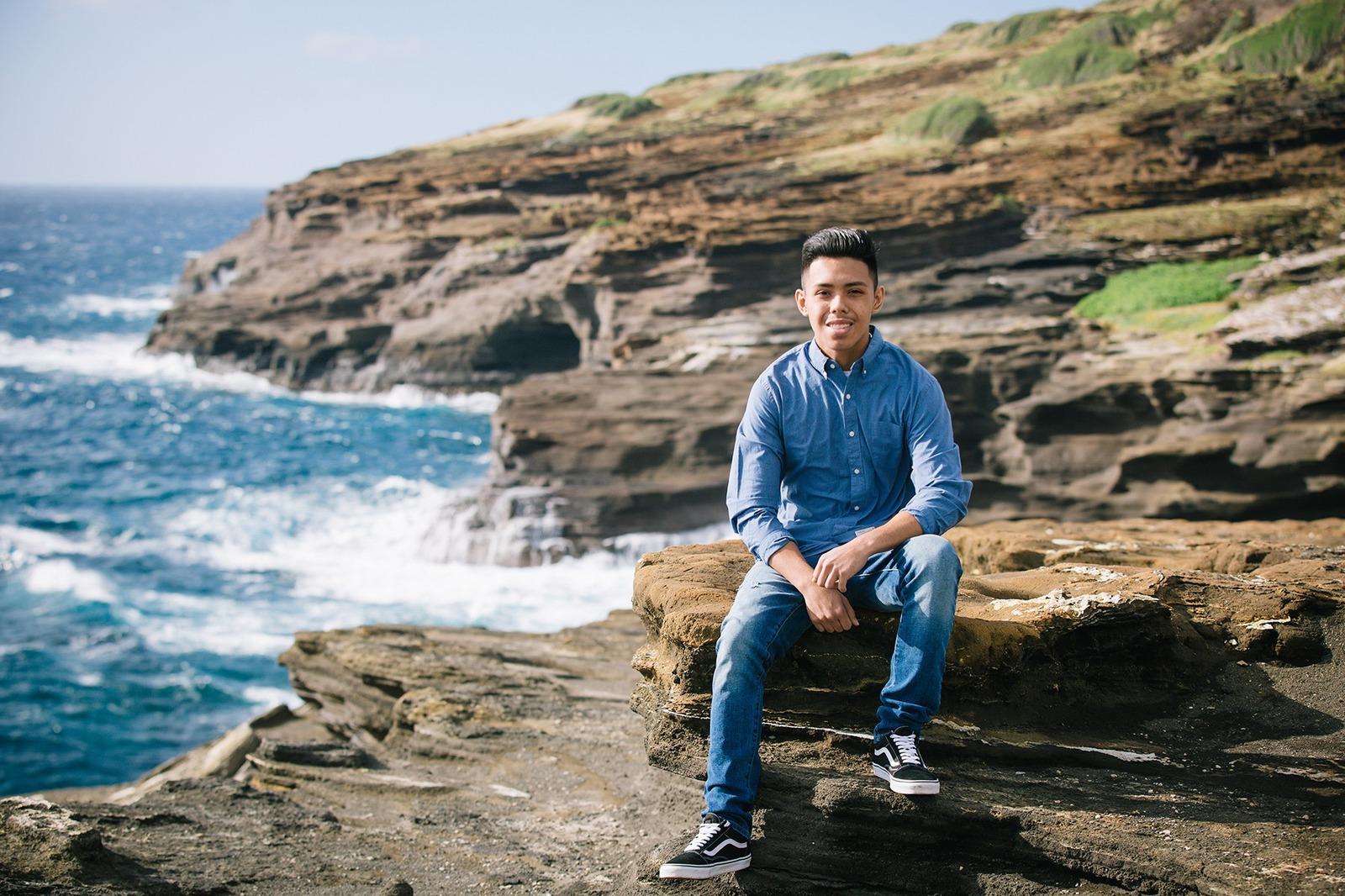 Oahu Senior Portraits Photographer