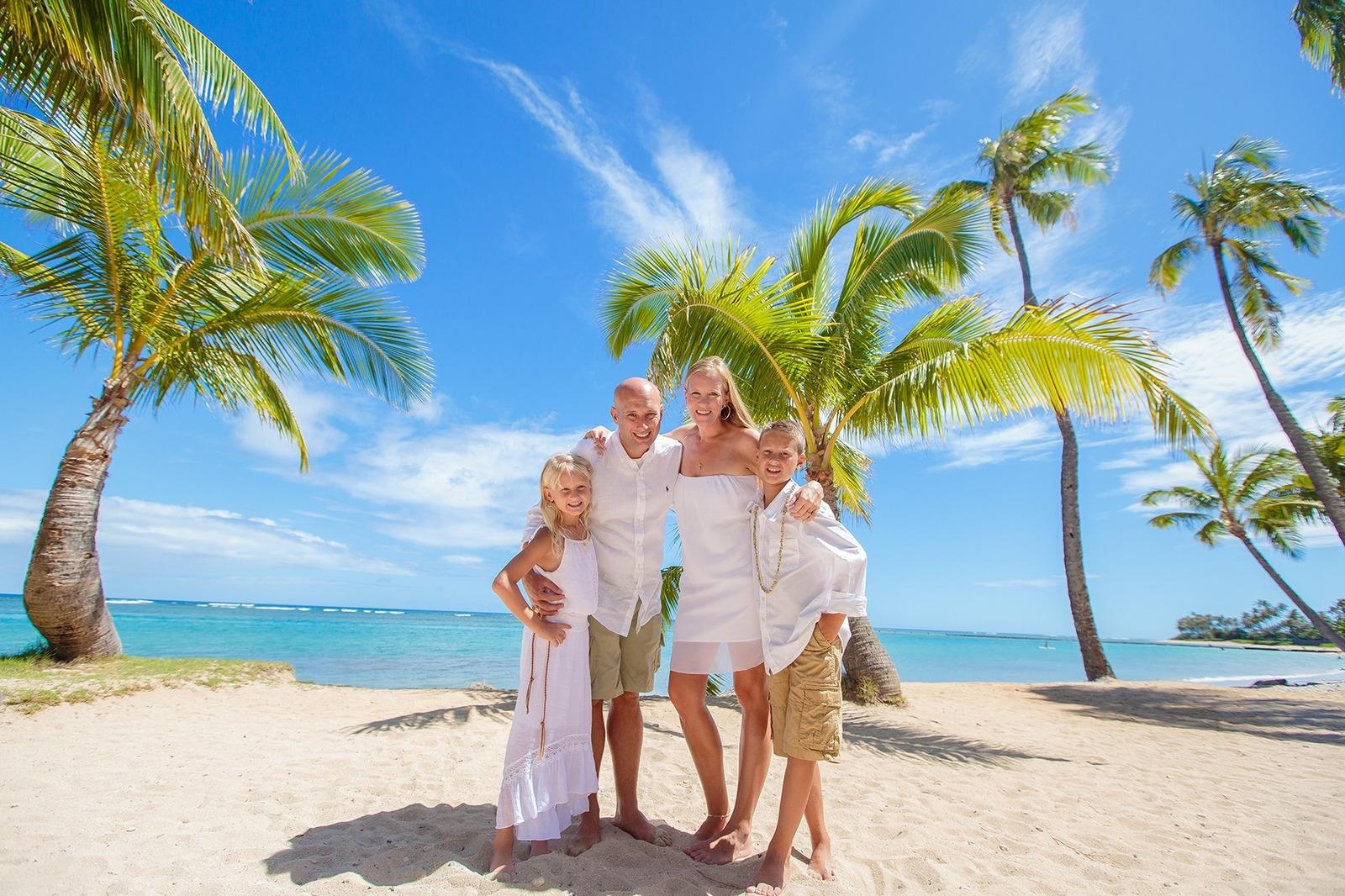 Oahu Family Portraits Photographer