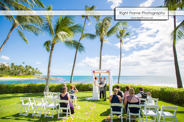 Hawaii Weddings At Paradise Cove Ko Olina