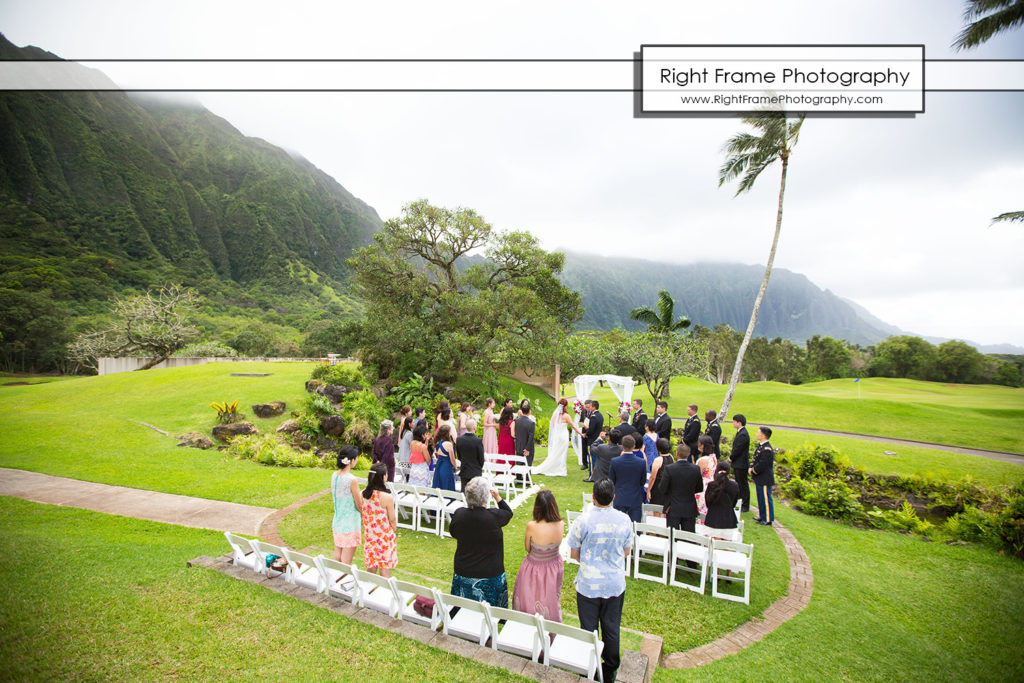 Ko Olau Ballrooms Wedding Oahu Hawaii